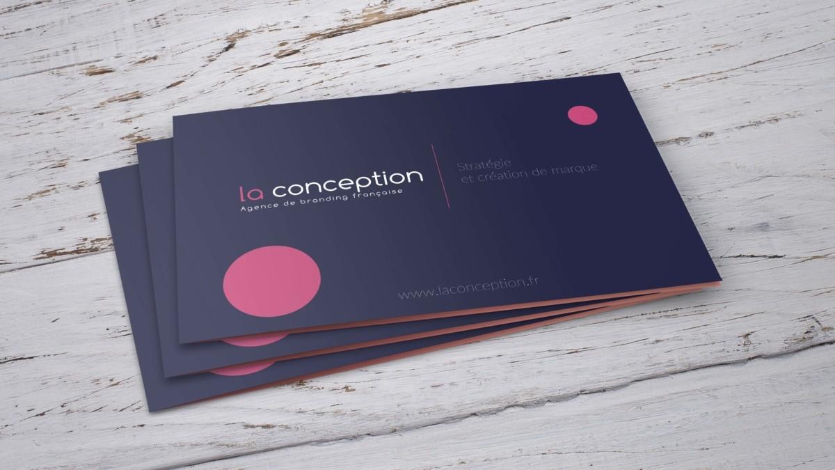 Presentation mock-up laconception 1