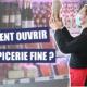 joan-Lartigau-Comment ouvrir une épicerie fine. Épicerie fine comme une entreprise prospère